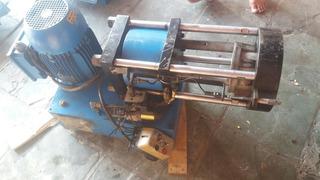 Maquina De Prensar Mangueira Hidraulicas Com Todas As Castan
