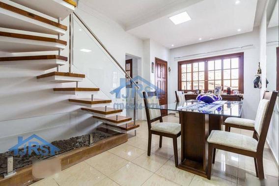 Condomínio Mirante Do Bosque Ii Casa Com 3 Dormitórios À Venda Por R$ 390.000 - Jardim Regina Alice - Barueri/sp - Ca0358