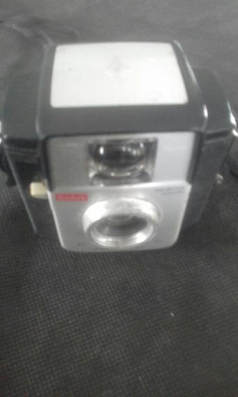 Máquina De Fotografia Kodak Rio 400 Raridade