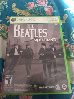 Rock Band 2 Y The Beatles Rockband