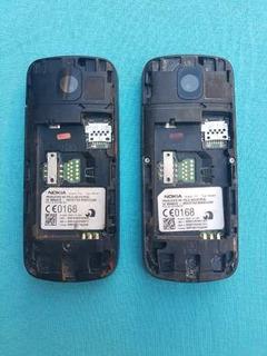 Lote Com 2 Celulares Nokia 110 (leia A Descrição)