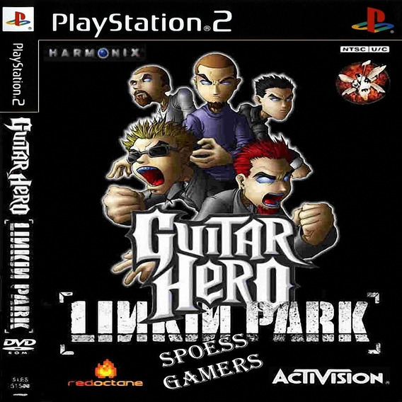 Guitar Hero 2 Ps2 Linkin Park Patch Spin-off