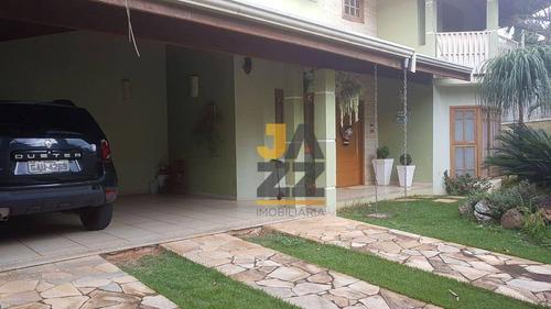 Imagem 1 de 28 de Casa Com Em Excelente Localização À Venda, 420m² De Construção E 1000m² De Terreno Por R$ 1.660.000 - Chácara Primavera - Campinas/sp - Ca13939