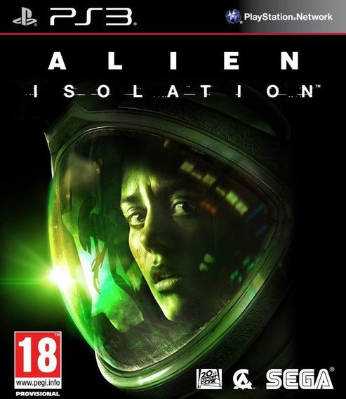 Alien Isolation Original Mídia Digital Envio Imediato Psn!