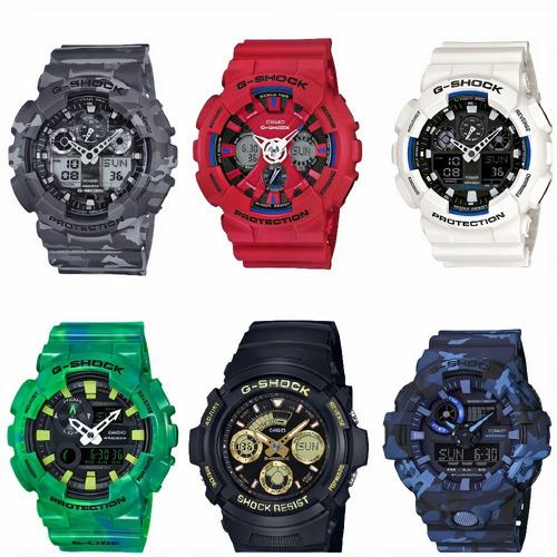 Reloj Casio G-shock Hombre 100% Original