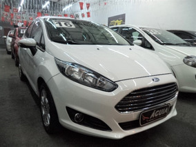 Ford Fiesta Se 1.6 Flex 2016 Completo + Abs + Airbags + Mp3