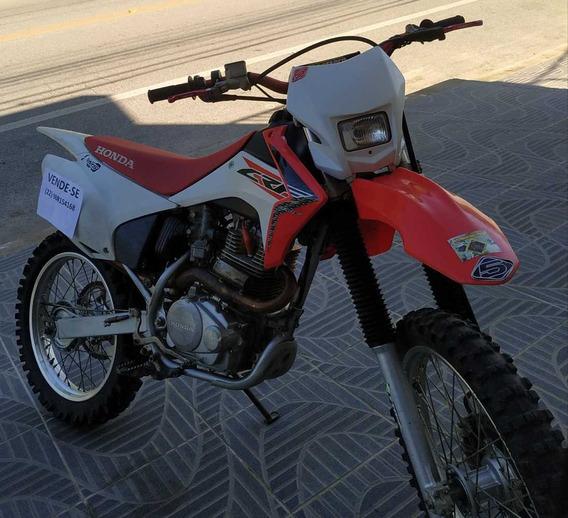 Moto Honda Crf 230 2015