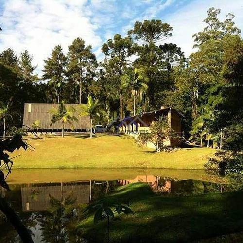 Imagem 1 de 26 de Sítio À Venda, 169400 M² Por R$ 3.500.000,00 - Santa Clara - Jundiaí/sp - Si0003