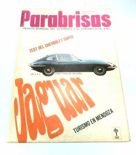 Revista Parabrisas Número 70 Octubre De 1966 Editorial Abril