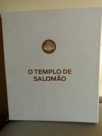 Livro Box O Templo De Salomão
