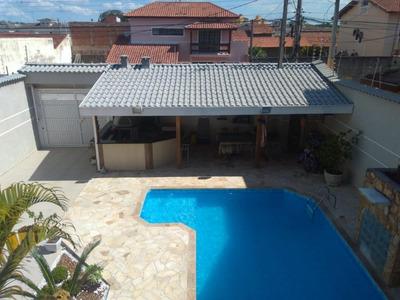 Sobrado Em Jardim Santa Maria, Jacareí/sp De 271m² 3 Quartos À Venda Por R$ 650.000,00 - So178183