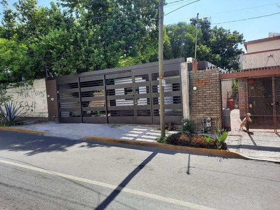 362398-casa En Renta En La Col. Churubusco