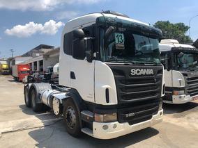 Scania G 400 G400 2013 Aut. C/ar R 440 480 Volvo Fh 440 460