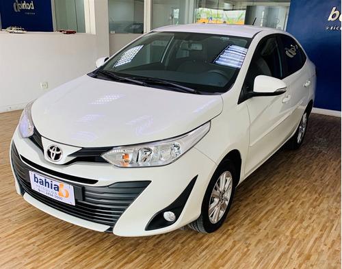 Toyota Yaris 1.5 16v Flex Sedan Xl Multidrive