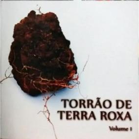 Cd Torrão De Terra Roxa - Volume 1