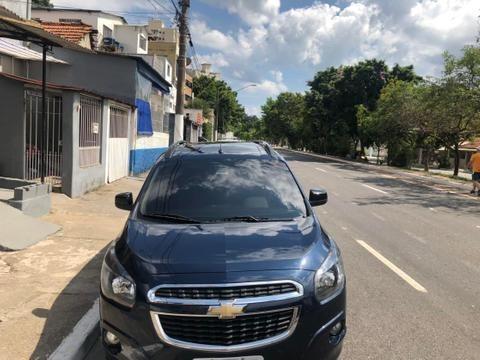 Chevrolet Spin 1.8 Advantage 5l Aut. 5p 2017