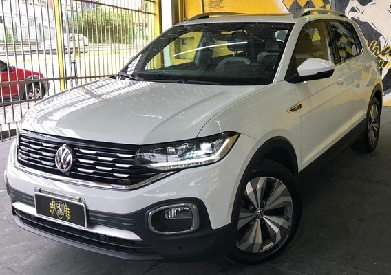 Vw T Cross 1.4 Tsi Highline R$109.000,00 Unico Dono
