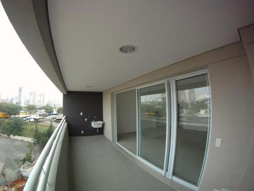 .moderno Apartamento Novo Para Venda  Bairro De Barra Funda - Ap2764