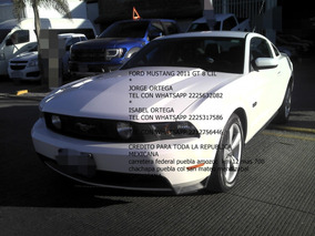 Ford Mustang 5.0 Gt Equipado Piel 2011 Coupe Enga$