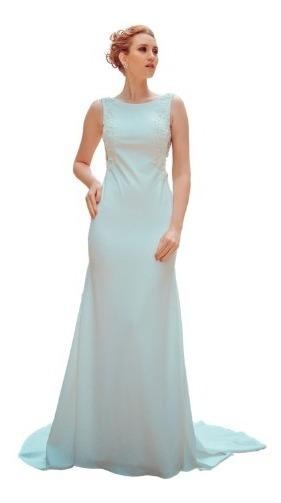 Vestido De Novia Modelo Malva Mátug