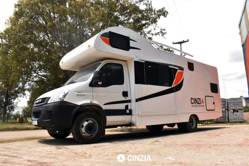 Equipamiento Motorhome Cinzia Sprinter Iveco