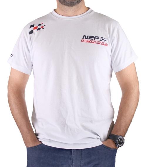 Playera N2f Motorsport Para Hombre
