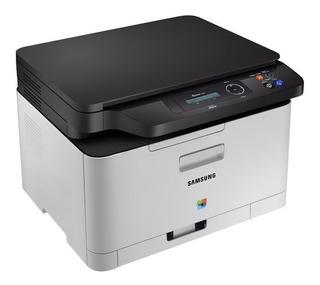 Impresora Laser Color Multifuncion Samsung Sl C480w Wifi Nfc