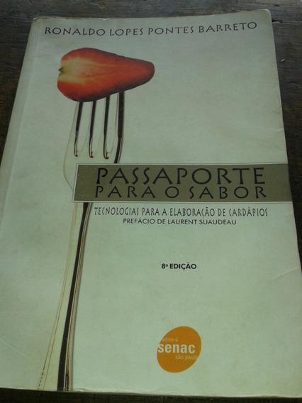 Passaporte Para O Sabor - Gastronomia