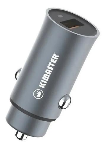 Carregador Veicular Turbo Qc3.0 Kimaster