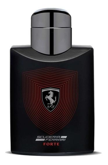 Perfume Masculino Ferrari Forte 125ml Edp Original