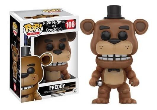 Funko Pop! Fnaf - Freddy #106