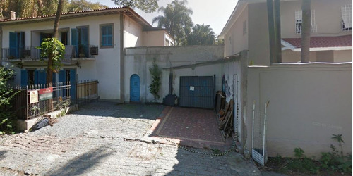 Sobrado Residencial Para Locação, Jardim Paulistano, São Paulo - So0296. - 4030