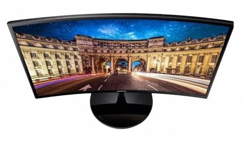 Monitor Curvo Samsung 24 Pulgadas Cf390