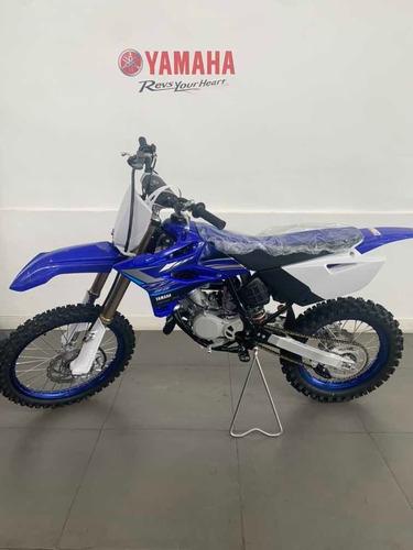 Yamaha Yz85 Azul 2020