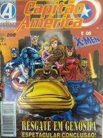 Revistas De Super Heróis Márvel E Gibis, Kit Com 15 Itens