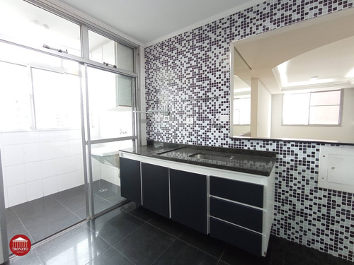 Imagem 1 de 18 de Lazer Completo Neste Espaçoso 1 Dormitório, Pintado E Muito Bem Localizado - Ap01948 - 34006774