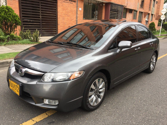 Honda Civic Automatica 2009 Perfecto Estado