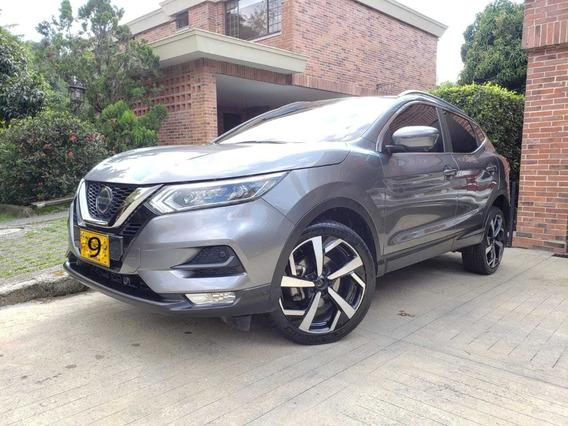 Nissan Qashqai 2019 4x4 Techo Cristal Re-full Unico Dueño