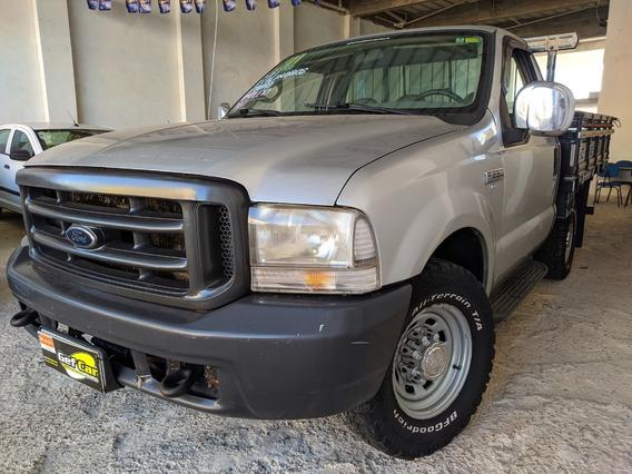 Ford F250 Xl L Carroceria Completo 2001 Sem Entrada