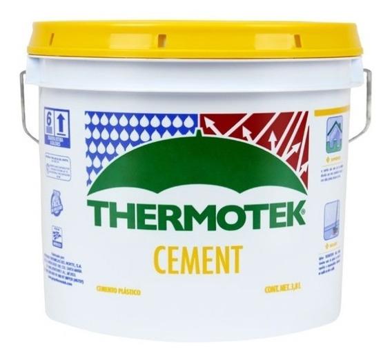 Galón Resanador Cemento Plástico Thermotek Envío Gratis