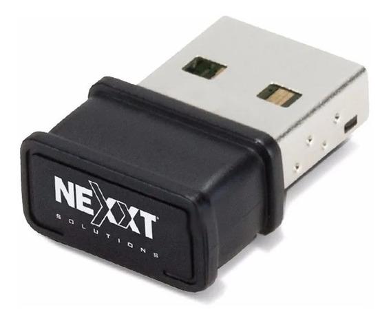 Placa De Red Wi-fi Nexxt Adaptador Wireless 150mbps Usb Nano