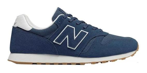 Tênis New Balance Ml373 Mtc Masculino - Azul Marinho