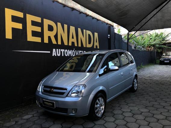 Meriva 1.8 Premium Flex Aut. - 2009 - Completo!!!