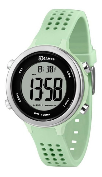 Relógio X Games Feminino Xfppd067 Bxfx Esportivo Digital