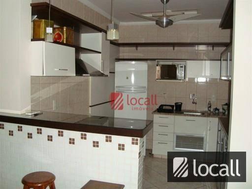Apartamento Residencial À Venda, Bom Jardim, São José Do Rio Preto. - Ap0345