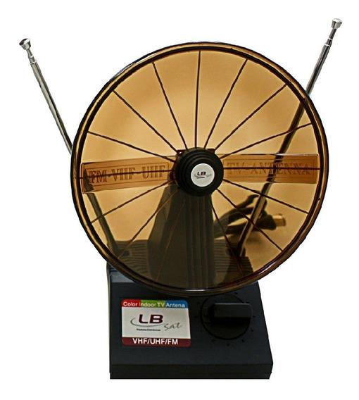 Antena Tv - New Indoor Color Tv Antena - Fm-vhf-uhf