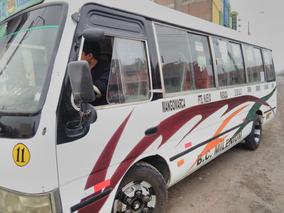 Microbus Y/o Minibus Mitsubishi