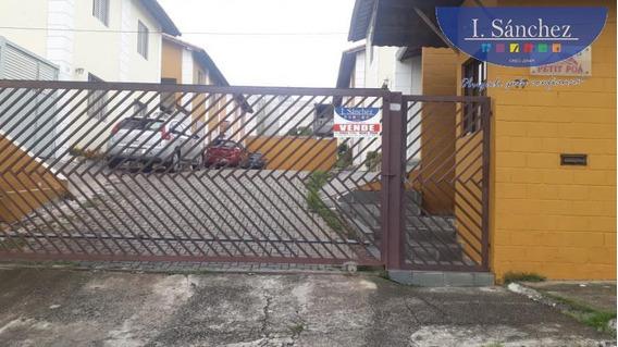 Casa Em Condomínio Para Venda Em Poá, Vila Amélia, 2 Dormitórios, 2 Banheiros, 1 Vaga - 200118_1-1327985