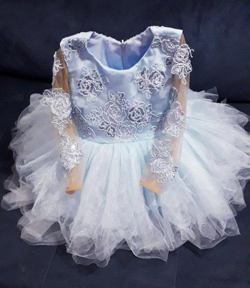 Vestido Realeza.