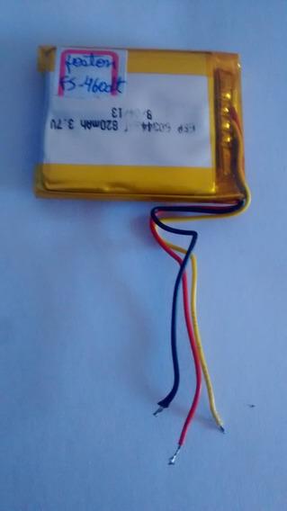 Bateria Interna Do Gps Da Foston Fs-460dt. Envio Td.brasil